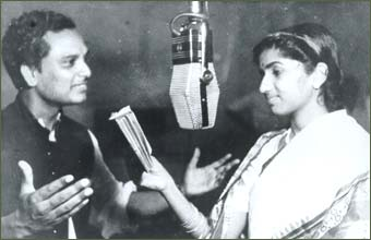 anil biswas & lata 2