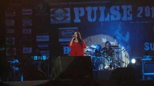 concert Sunidhi